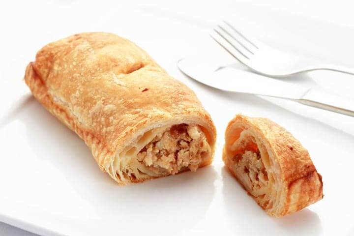 Chicken Paneang Pie - พายพะแนงไก่