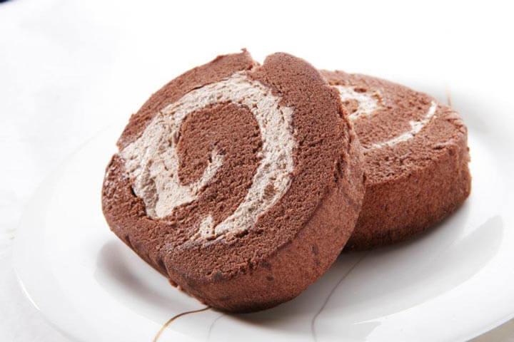 Chocolate Roll - โรลชอคโกแลต