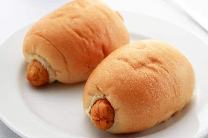 Sausage Bread - ขนมปังไส้กรอก