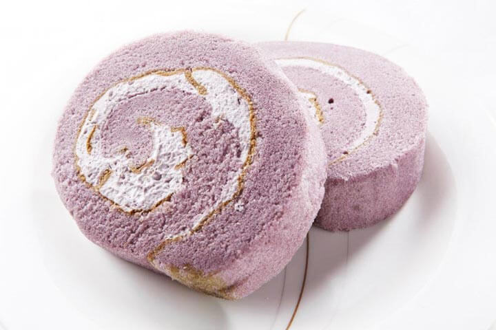 Taro Roll - โรลเผือก